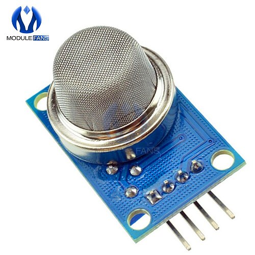 MQ2 MQ-2 Gas Sensor Module Smoke Butane Methane Detection For Arduino DC 5V 150mA Signal Analog TTL Output Module