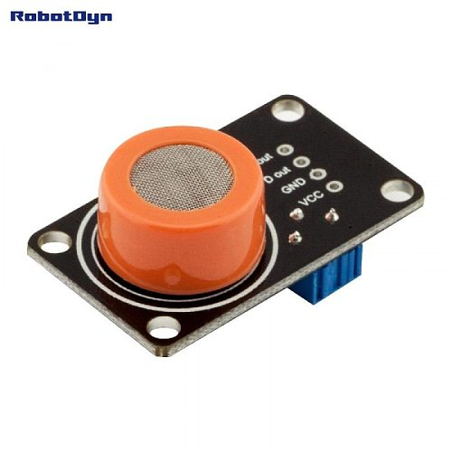 Alcohol gas Sensor - MQ-3 (analog and digital out)