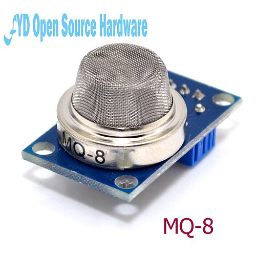 Smart Electronics MQ8 MQ 8 MQ-8 Smoke Liquefied Flammable Methane Gas Sensor Module for Diy Starter Kit