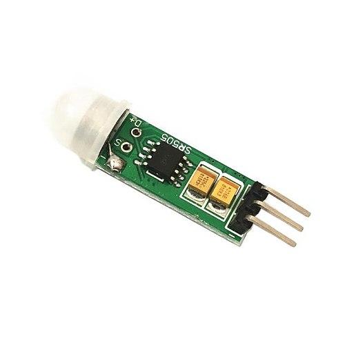 HC-SR505 Mini Infrared PIR Motion Sensor Precise Infrared Detector Module for arduino