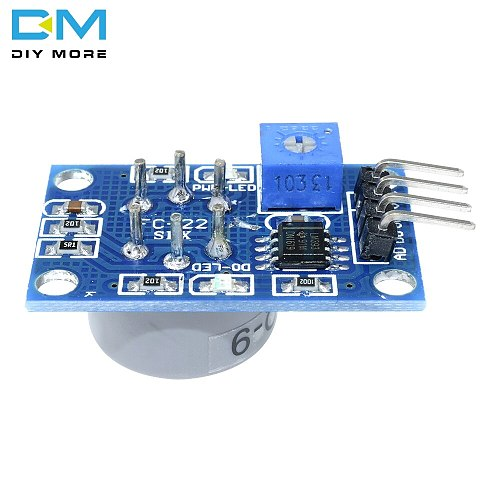 MQ-9 MQ9 Carbon Monoxide CO Alarm Combustible Gas Sensor Module Board DC 5V 150mA DO Output AO Output Long Life And Stability