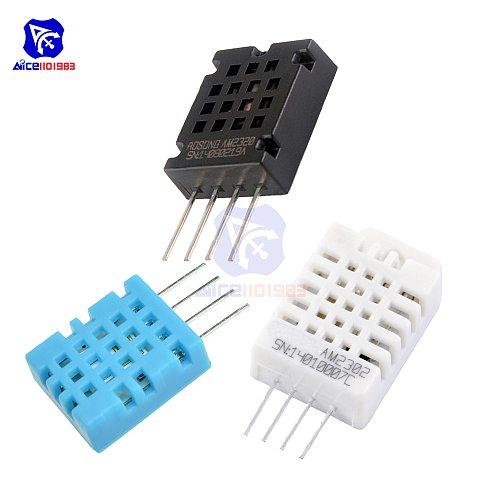 diymore DHT22 AM2302 DHT11 AM2320 Digital Temperature Humidity Sensor Module for Arduino
