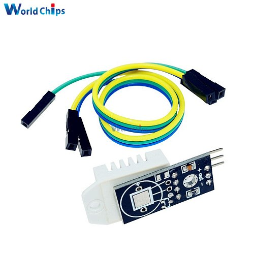 diymore DHT22 AM2302 Digital Temperature Humidity Sensor Module For Arduino Replace SHT11 SHT15 With Dupont Cables