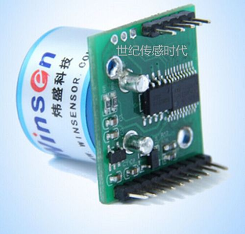 NEW ZE07-CO Carbon monoxide electrochemical sensor module, a serial port output module gas concentration detection