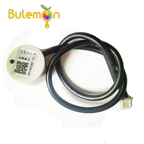 Ultrasonic switch sensor Ultrasonic level meter induction switch Non-contact liquid level sensor metal container liquid sensor