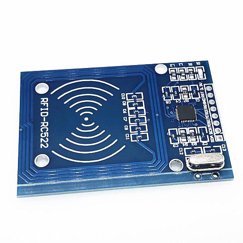 MFRC-522 RC522 RFID Kits S50 13.56 Mhz With Tags SPI Write & Read for arduino 2560 Fudan card keychain RFID-RC522