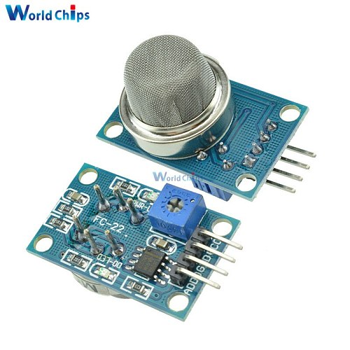 MQ-4 MQ4 Methane Gas Sensor Natural Coal Co Methane Detector Module for Arduino