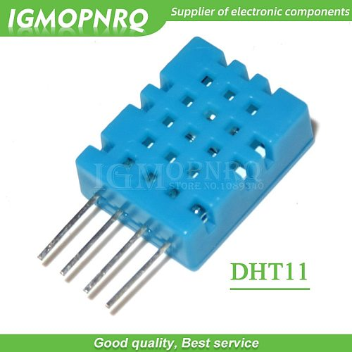 2pcs DHT11 DHT-11 Digital Temperature and Humidity Temperature Sensor DIY KIT