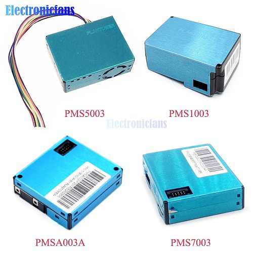 High Precision PMS7003 PMSA003A PMS1003 PMS5003 Sensor Module PM2.5 Air Particle Dust Digital laser Sensor Electronic DIY