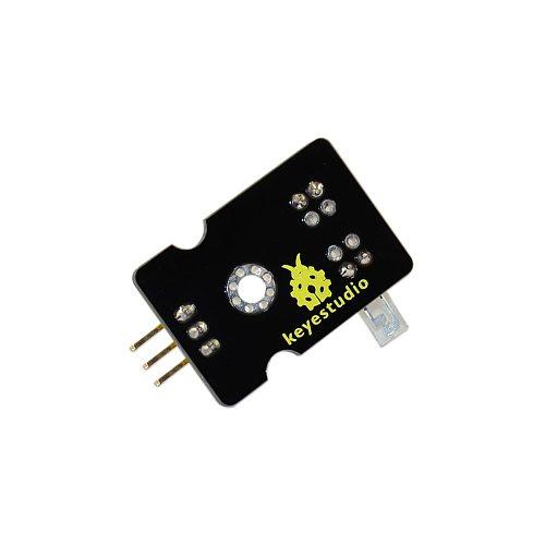 Free shipping !Keyestudio Finger Probe Heart Rate Pulse Monitor sensor Module for arduino