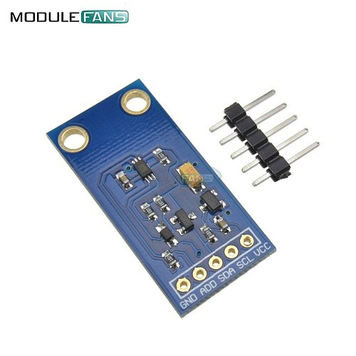 BH1750FVI Digital Light Intensity Sensor Module 3V 5V Power Board for Arduino Module 16 Bit AD Converter IIC Interface