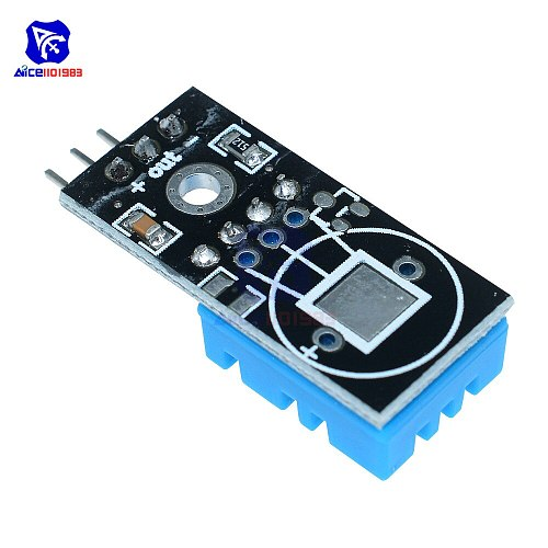 diymore DHT11 Digital Temperature and Humidity Sensor for Arduino with Dupont Wire