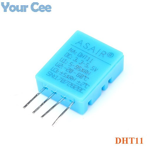 50 pcs DHT11 Digital Temperature and Humidity Sensor
