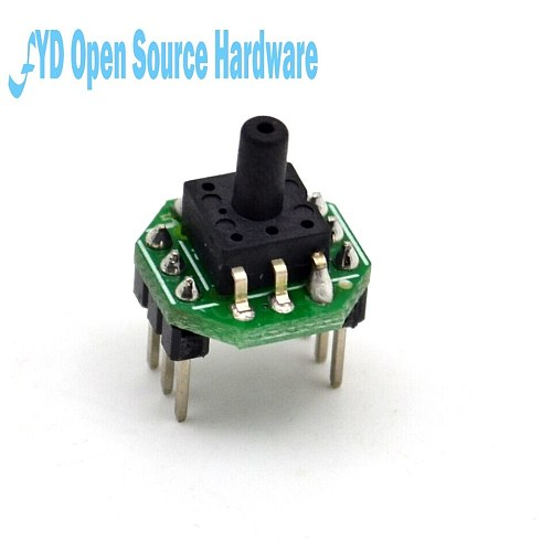 1pcs XGZP6847 -100~0KPa pressure sensor transmitter module 0.5-4.5V