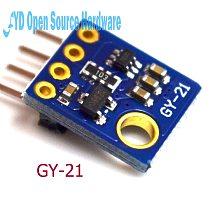 1pcs New SHT21 Digital Humidity And Temperature Sensor Module Replace SHT11 SHT15 GY-21-HTU21