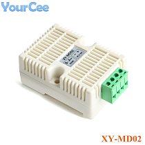XY-MD02 Temperature and Humidity Transmitter Detection Sensor Module Modbus SHT20 Temperature Sensor RS485 Signal Analog
