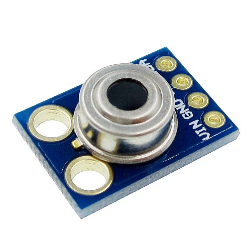 1pcs/lot GY-906 MLX90614ESF New MLX90614 Contactless Temperature Sensor Module For Compatible