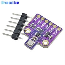 BME680 Digital Temperature Humidity Pressure Sensor CJMCU-680 High Altitude 4 in 1 Sensor Module Development Board With Gas