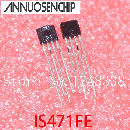 Free Shipping 10PCS IS471 IS471FE IS471F DIP4 940nm OPIC NEW ORIGINAL