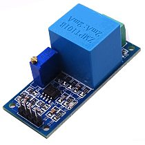 Active output voltage sensor of the ac. Single Phase Voltage Transformer Module Board For  Arduino zmpt101b 2ma