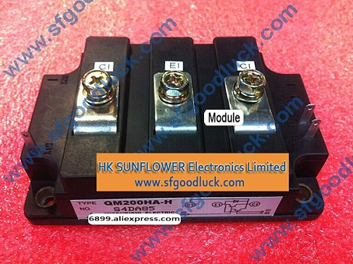 QM200HA-H TRANSISTOR MODULE 600V 200A Weight(Typical value):420g