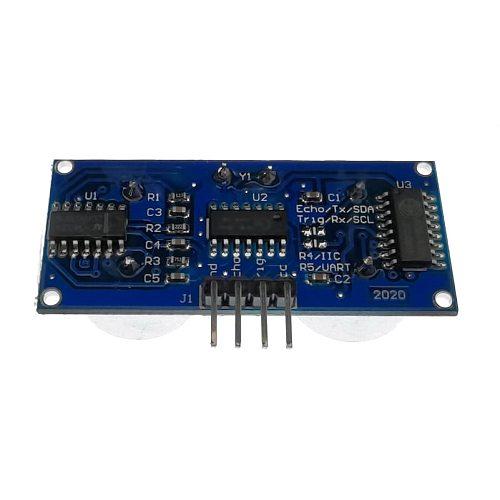 1PCS Hot New 2020 Ultrasonic module Sensor HC-SR04 Ultrasonic Support/51/STM32 For 3-5.5V