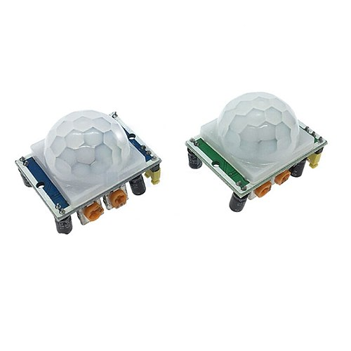 1PCS SR501 HC-SR501 Adjust IR Pyroelectric Infrared PIR module Motion Sensor Detector Module  for arduinp