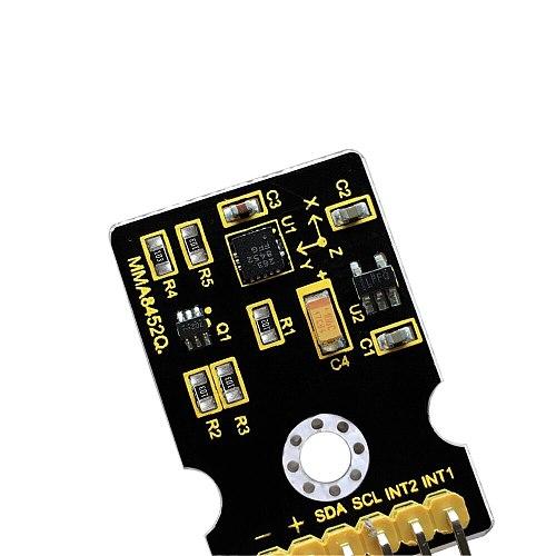 Keyestudio MMA8452Q Module Triaxial Digital Acceleration Tilt Sensor for Arduino