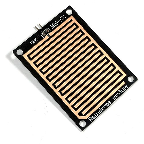 DIY Snow Raindrops Sensor Detection Sensor Module Rain Weather Module Humidity For Arduino Kit