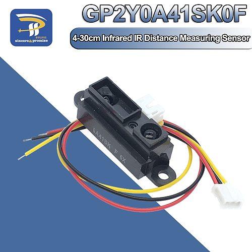 GP2Y0A41SK0F 0A41SK 4-30cm Infrared IR Distance Measuring Sensor