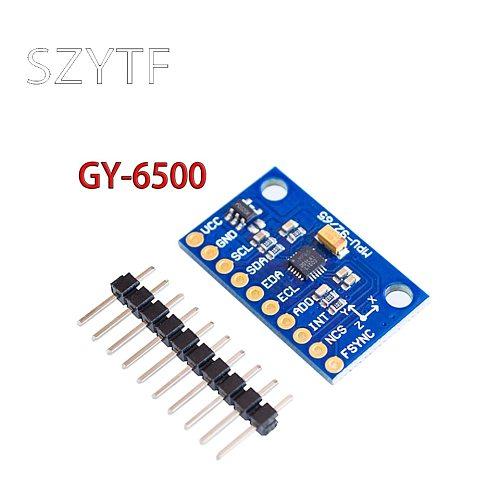 MPU6500 GY-6500 6DOF 6 six-axis accelerometer axis attitude gyro sensor module