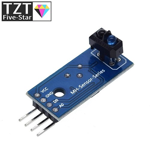 1 4 5 8 Channel TCRT5000 IR Photoelectric Switch Barrier Line Track Module Infrared Obstacle Avoidance Sensor For Arduino DIY