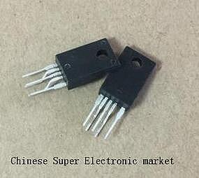 20PCS  STR-W6053N TO220 STR-W6053 STRW6053N STR-W6053S TO220F-6 STRW6053S STRW6053 W6053N W6053S