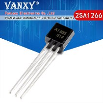 100PCS 2SA1266 TO-92 A1266 TO92 new triode transistor