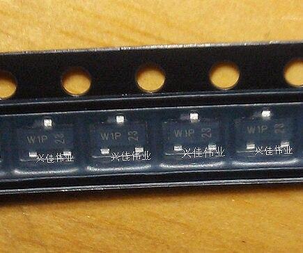 Original 50pcs/   PMBT2222A   W1P SOT23