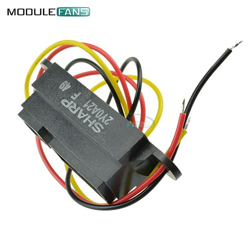 GP2Y0A21YK0F IR Analog Distance Sensor Module Distance Measurment Sensor Range for Arduino 10CM-80CM Cable