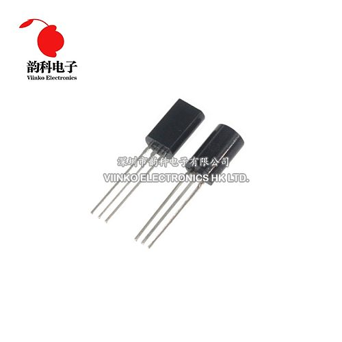 50PCS 2SD667 D667 TO-92L TO92 Plastic-Encapsulate Transistor
