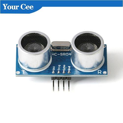 HC-SR04 3.3V 5V HCSR04 Ultrasonic Wave Detector Ranging Module HC SR04 Distance Sensor for arduino Wide Voltage