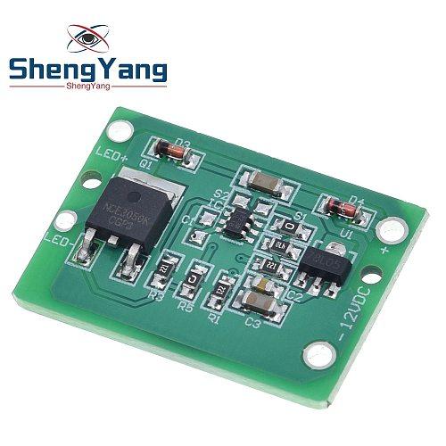 ShengYang 12V Capacitive Touch Switch Sensor Module Push Button Touching Key Module Jog Latch With Relay DC 6-20V 3A