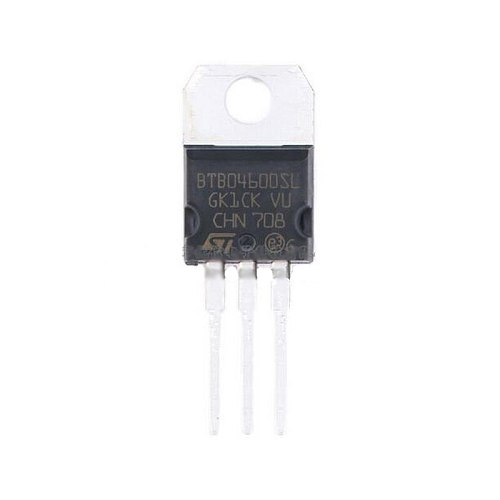 10pcs/lot Original Product DIP BTB04-600SL TO-220-3 Triac