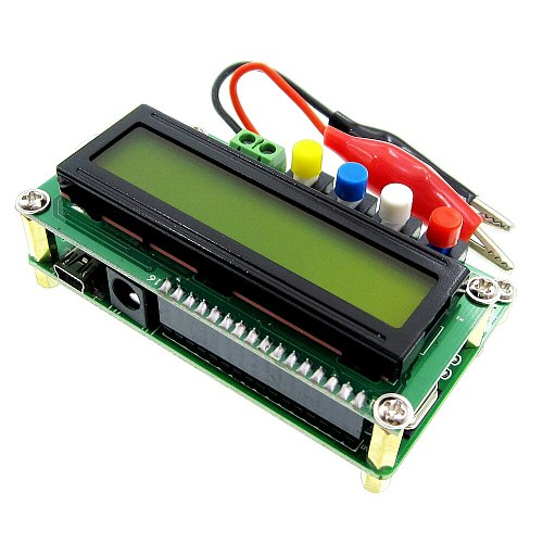 NEW ! LC100-A Digital LCD High Precision Inductance Capacitance L/C Meter capacitor Test Instruments In stock high quality