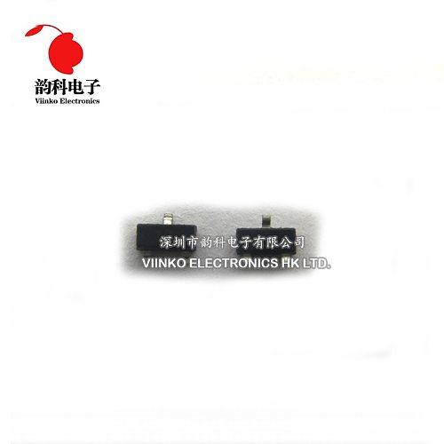 50pcs SI2306DS SOT23 SI2306 SMD SOT SOT-23 N-Channel 30-V (D-S) MOSFET new