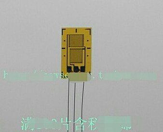 10pcs/lot ,BX120-2BB  120-2BB resistance strain gauge half-bridge strain gauges No. 202, Free Shipping