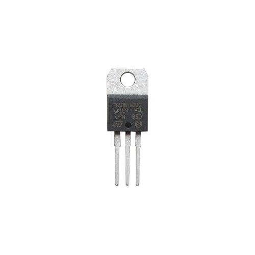 10pcs/lot Original Product BTA08-600CRG triac  600V 8A TO-220