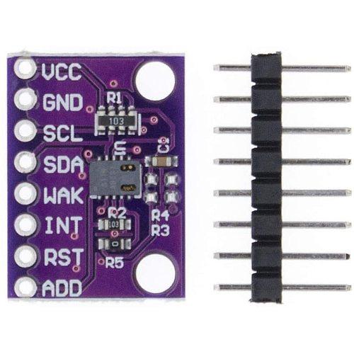 Carbon Dioxide Detection Sensor Module CCS811 CO2 eCO2 TVOC Air Quality Detecting I2C Output CJMCU-811