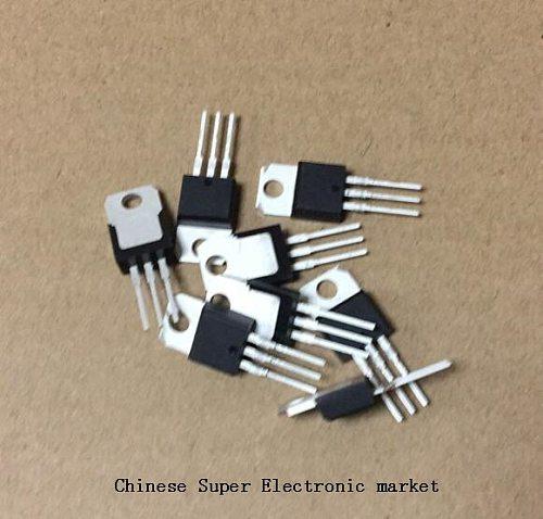 25 PCS LM7805 L7805 7805  KA7805 Voltage Regulator IC 5V 1.5A