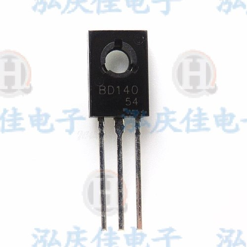 BD140 PNP 1.5A/80V Transistor Triode To-126/TO126 100%NEW 20PCS IC