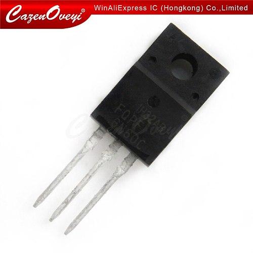10pcs/lot FQPF6N60C TO-220 6N60C 6N60 TO220 FQPF6N60 TO-220F new MOS FET transistor In Stock