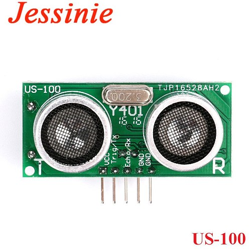 US-100 US-015 US-016 US-025 US-026 CS100 HC-SR04 Ultrasonic Ranging Sensor Module Board Distance Measuring Detector For Arduino