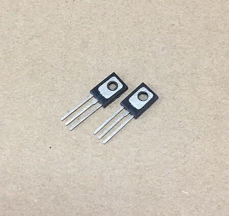 20 PCS BD139 TO-126 NPN power transistors